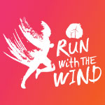 Run With the Wind Logo
