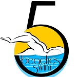 5 Beaches Swim - Coogee-Bondi Logo