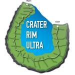 Crater Rim Ultra Logo