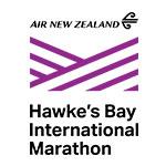 Air New Zealand Hawkes Bay International Marathon Logo