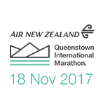 Air New Zealand Queenstown International Marathon Logo