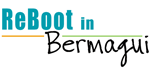 Reboot in Bermagui Fun Run Logo