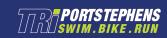 Tri Series - Port Stephens Logo