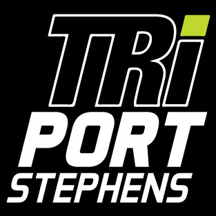 Tri Series - Port Stephens Logo