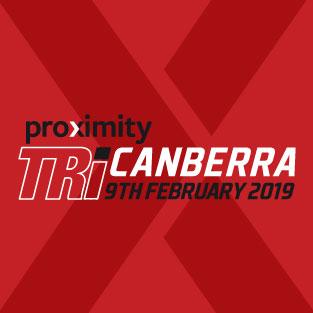 Tri Series - Canberra Logo