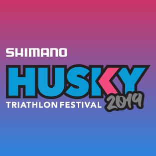 Husky - Ocean Swim Logo