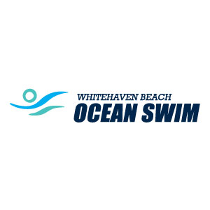 Whitehaven Beach Ocean Swim Logo