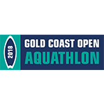 Gold Coast Open Aquathlon Logo