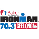 Ironman 70.3 Geelong Logo