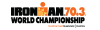 IRONMAN 70.3 World Championship Logo