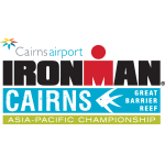 IRONMAN Cairns Logo