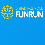 Lindfield Rotary Fun Run Logo