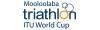 Mooloolaba ITU Triathlon World Cup Logo