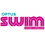 Optus Swim Sydney Harbour Logo