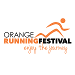Orange Running Festival Logo