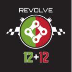 Revolve 12+12 Challenge - Sydney Logo