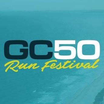 GC50 Run Festival Logo
