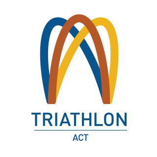 Capital Trilogy Triathlon - Aquathlon Logo