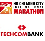 Techcombank Ho Chi Minh International Marathon Logo