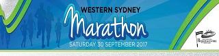 Western Sydney Marathon Logo