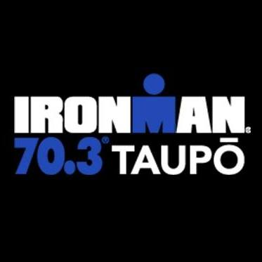Ironman 70.3 Taupo Logo