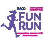 International Women's Day Fun Run Logo