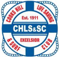 Cooks Hill Ocean Swim Logo