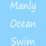 Manly Ocean Swim Logo