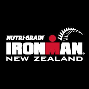 IRONMAN New Zealand Logo