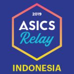 ASICS Relay Jakarta Logo