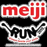 Meiji Run Logo