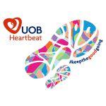UOB Heartbeat Run - Jakarta Logo