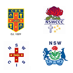 NSW Cross Country Championships Logo