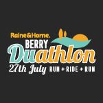Berry Duathlon Logo