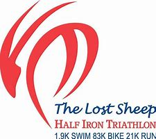 Lost Sheep Triathlon Logo