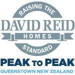 David Reid Homes Peak to Peak Logo