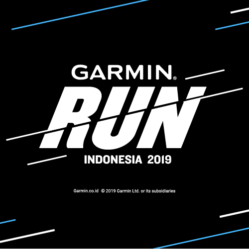 GARMIN RUN INDONESIA Logo