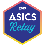 ASICS Relay Singapore Logo