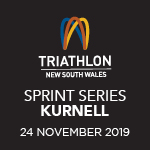 Tri NSW Sprint Series - Kurnell Logo