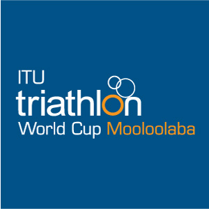 Mooloolaba ITU Triathlon World Cup Logo