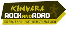 Kinvara Half Marathon Logo