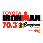 TOYOTA Ironman 70.3 Bangsean Presented by MAMA Logo