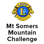 Mt Somers Mountain Challenge Logo