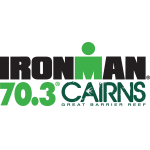 Ironman 70.3 Cairns Logo
