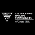 Vantage Age Group Road National Championships - Time Trial Logo