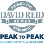 David Reid Homes Peak to Peak Logo