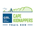 Cole Murray Cape Kidnappers Trail Run Logo