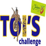 Julians Berry Farm and Cafe Tois Challenge Logo