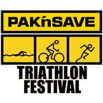 Pak N Save Triathlon Festival Logo
