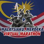 Malaysiaku, Merdeka Virtual Marathon Logo